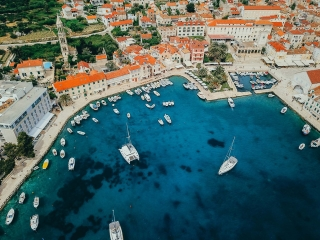 Trogir - Adriatic Sea | Croatia Cruise