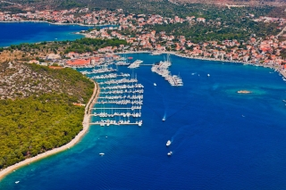 Rogoznica - Adriatic Sea | Croatia Cruise