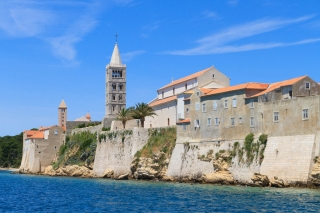 Rab - Adriatic Sea | Croatia Cruise