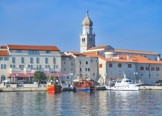Krk - Adriatic Sea | Croatia Cruise