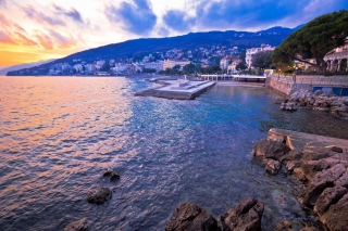 Opatija - Adriatic Sea | Croatia Cruise