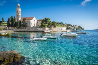Hvar - Adriatic Sea | Croatia Cruise