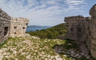 Elaphite Islands - Adriatic Sea | Croatia Cruise