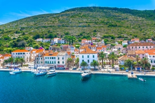 Vis - Adriatic Sea | Croatia Cruise