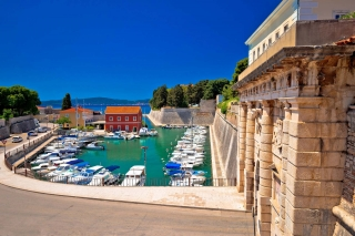 Zadar - Adriatic Sea | Croatia Cruise
