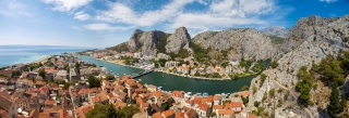 Omiš - Adriatic Sea | Croatia Cruise