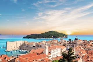 Dubrovnik - Adriatic Sea | Croatia Cruise