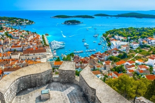 Stari Grad - Adriatic Sea | Croatia Cruise