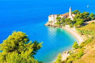 Bol (Brač Island) - Adriatic Sea | Croatia Cruise