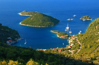 Mljet - Adriatic Sea | Croatia Cruise