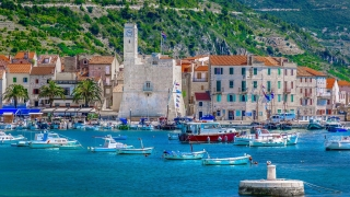 Zlarin - Adriatic Sea | Croatia Cruise
