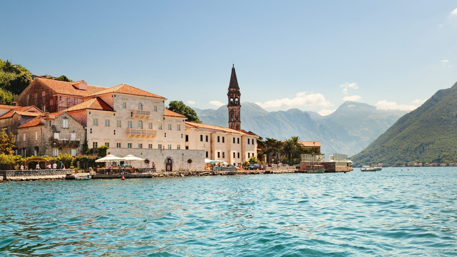 Perast - Adriatic Sea | Croatia Cruise Croatia Cruise