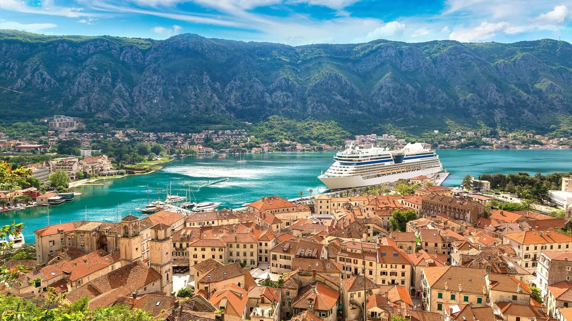 Kotor - Adriatic Sea | Croatia Cruise Croatia Cruise