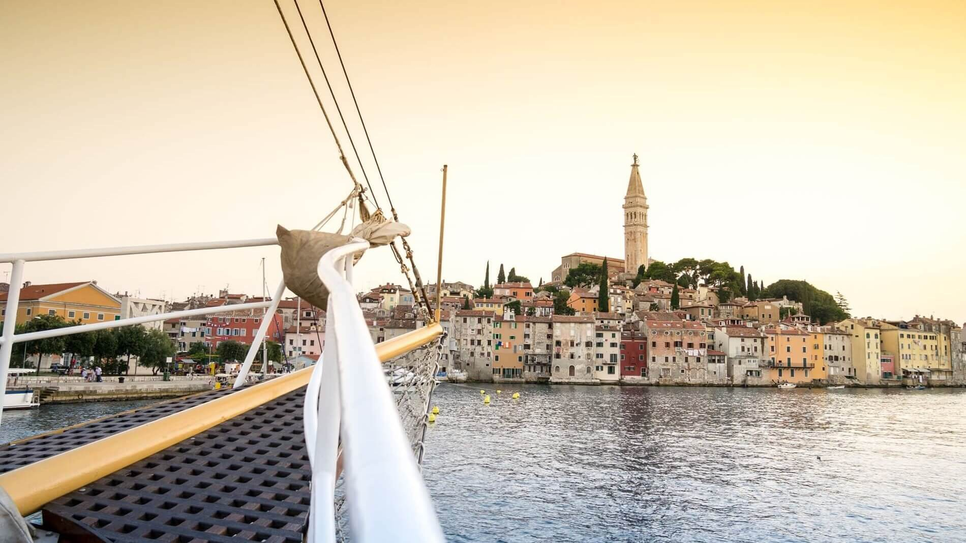 Rovinj - Adriatic Sea | Croatia Cruise Croatia Cruise