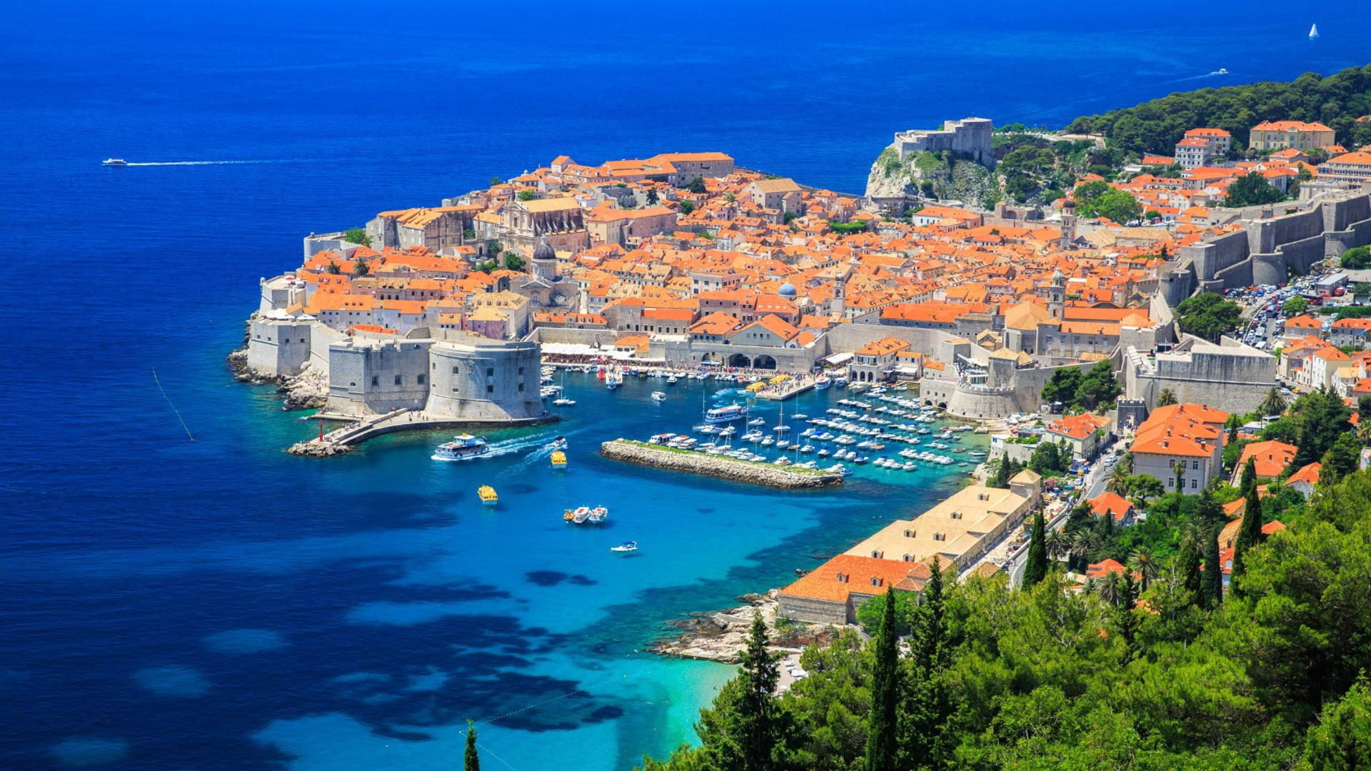 Dubrovnik - Adriatic Sea | Croatia Cruise Croatia Cruise