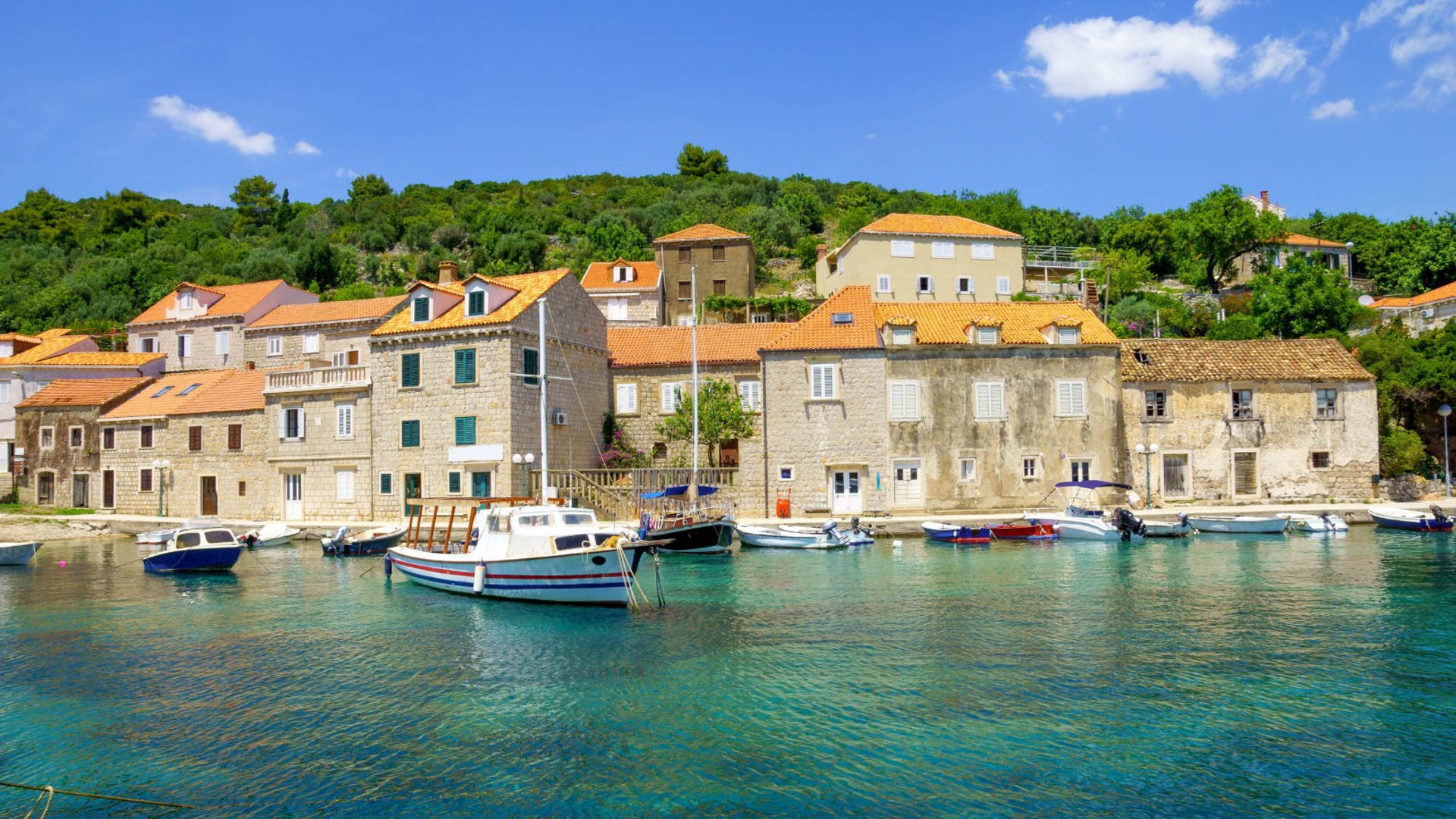 Elaphite Islands - Adriatic Sea | Croatia Cruise Croatia Cruise