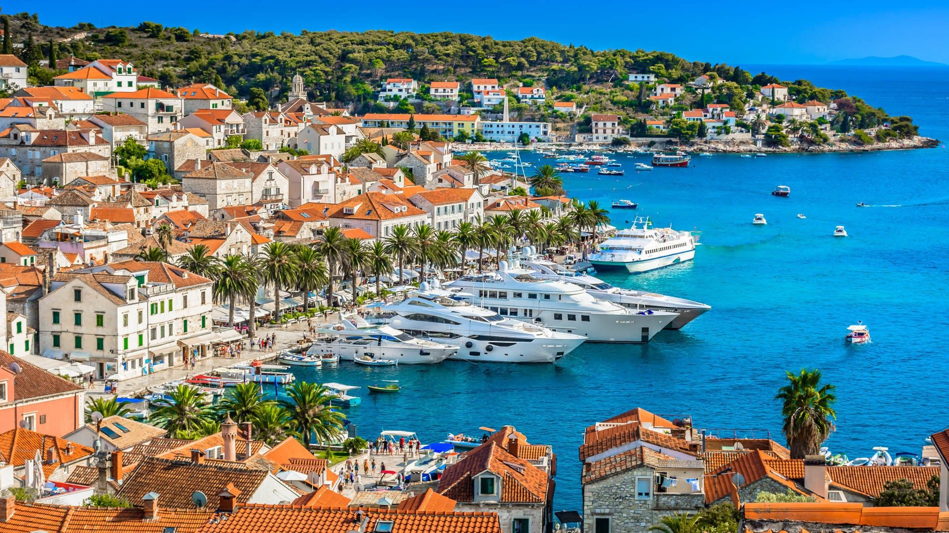 Hvar - Adriatic Sea | Croatia Cruise Croatia Cruise