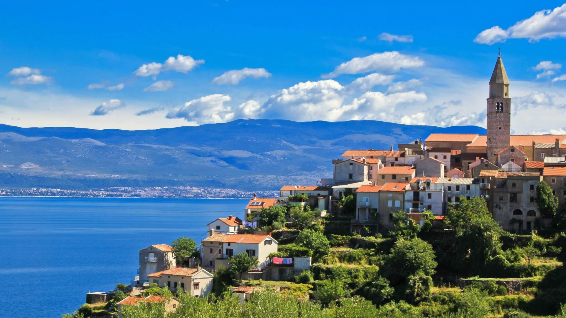 Krk - Adriatic Sea | Croatia Cruise Croatia Cruise