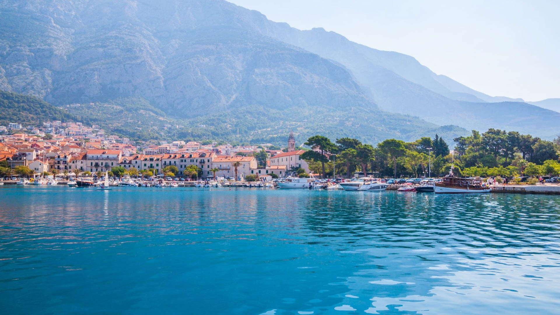 Makarska - Adriatic Sea | Croatia Cruise Croatia Cruise