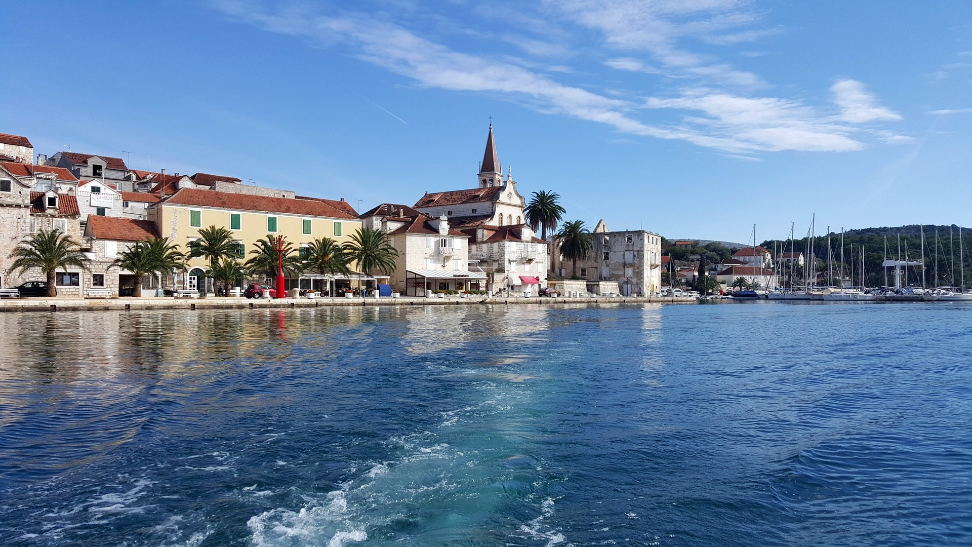Milna (Brač Island) - Adriatic Sea | Croatia Cruise Croatia Cruise