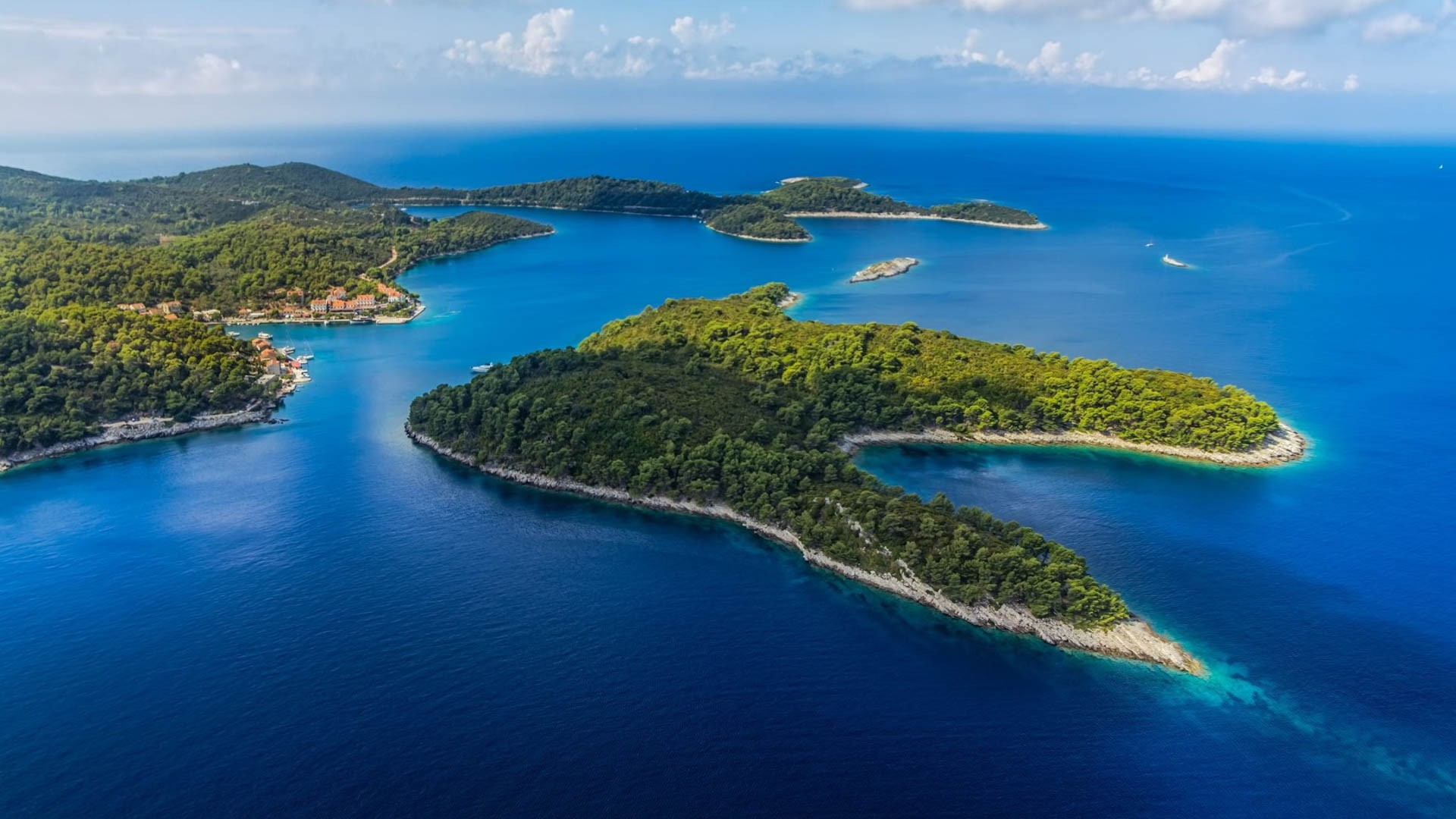Mljet - Adriatic Sea | Croatia Cruise Croatia Cruise