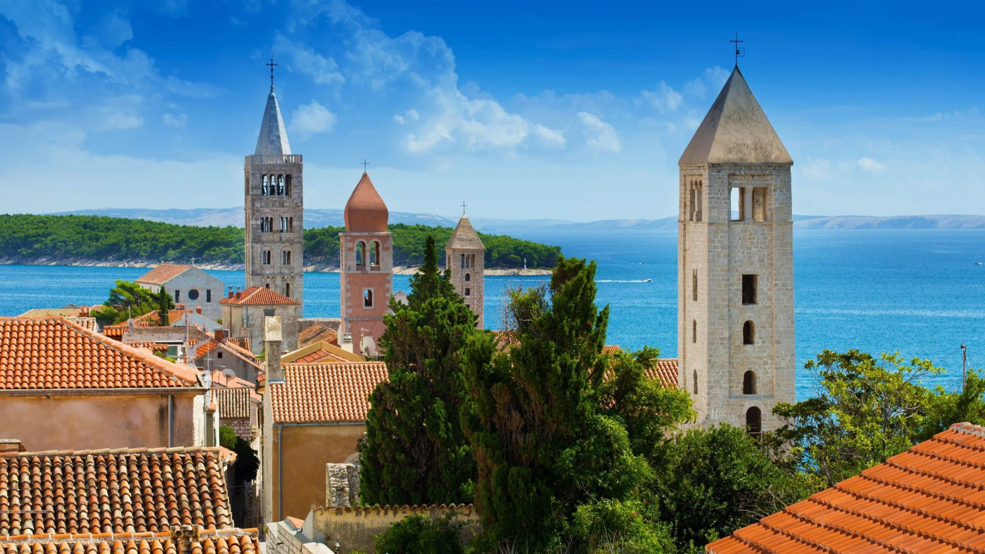 Rab - Adriatic Sea | Croatia Cruise Croatia Cruise