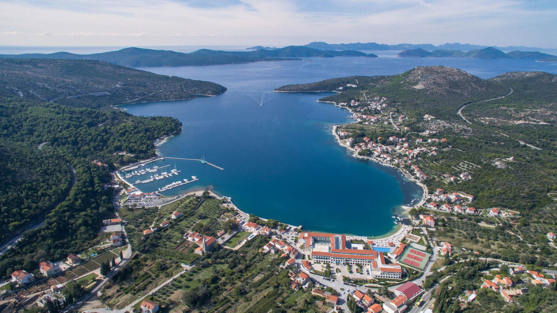 Slano - Adriatic Sea | Croatia Cruise Croatia Cruise