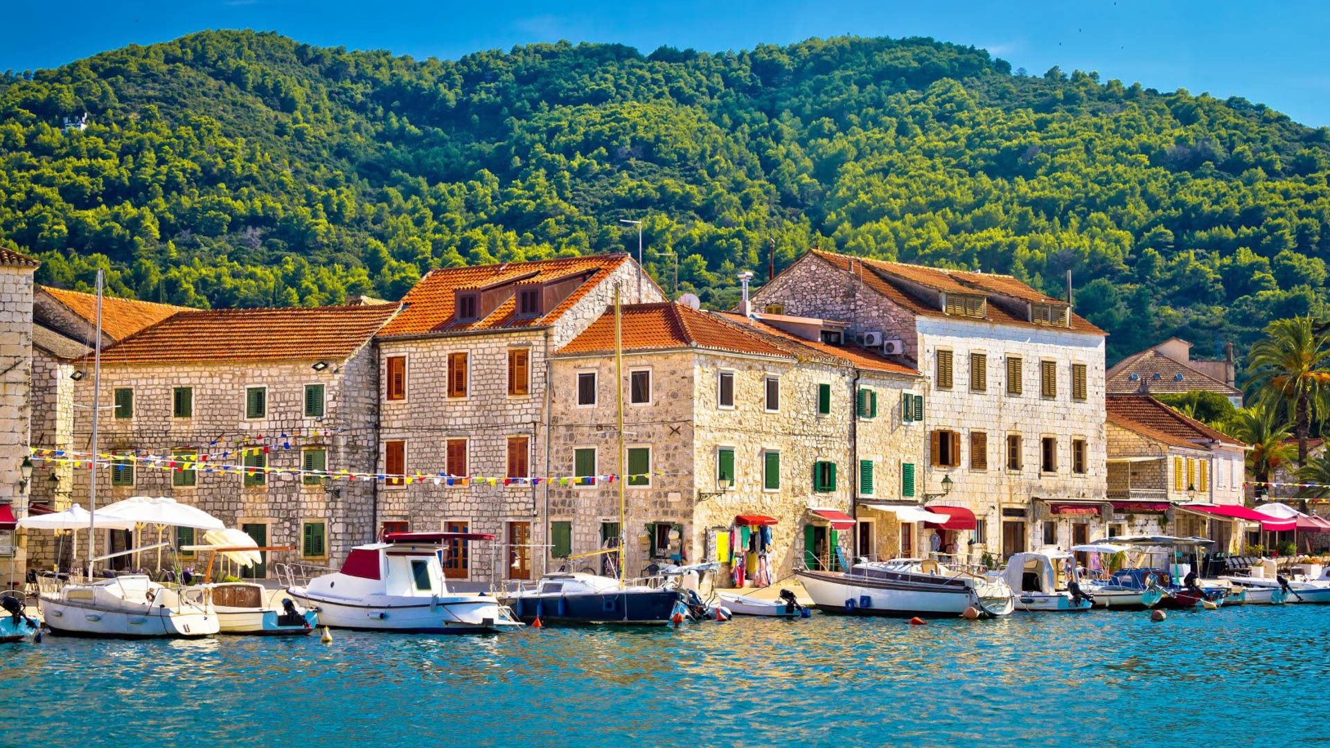 Stari Grad - Adriatic Sea | Croatia Cruise Croatia Cruise