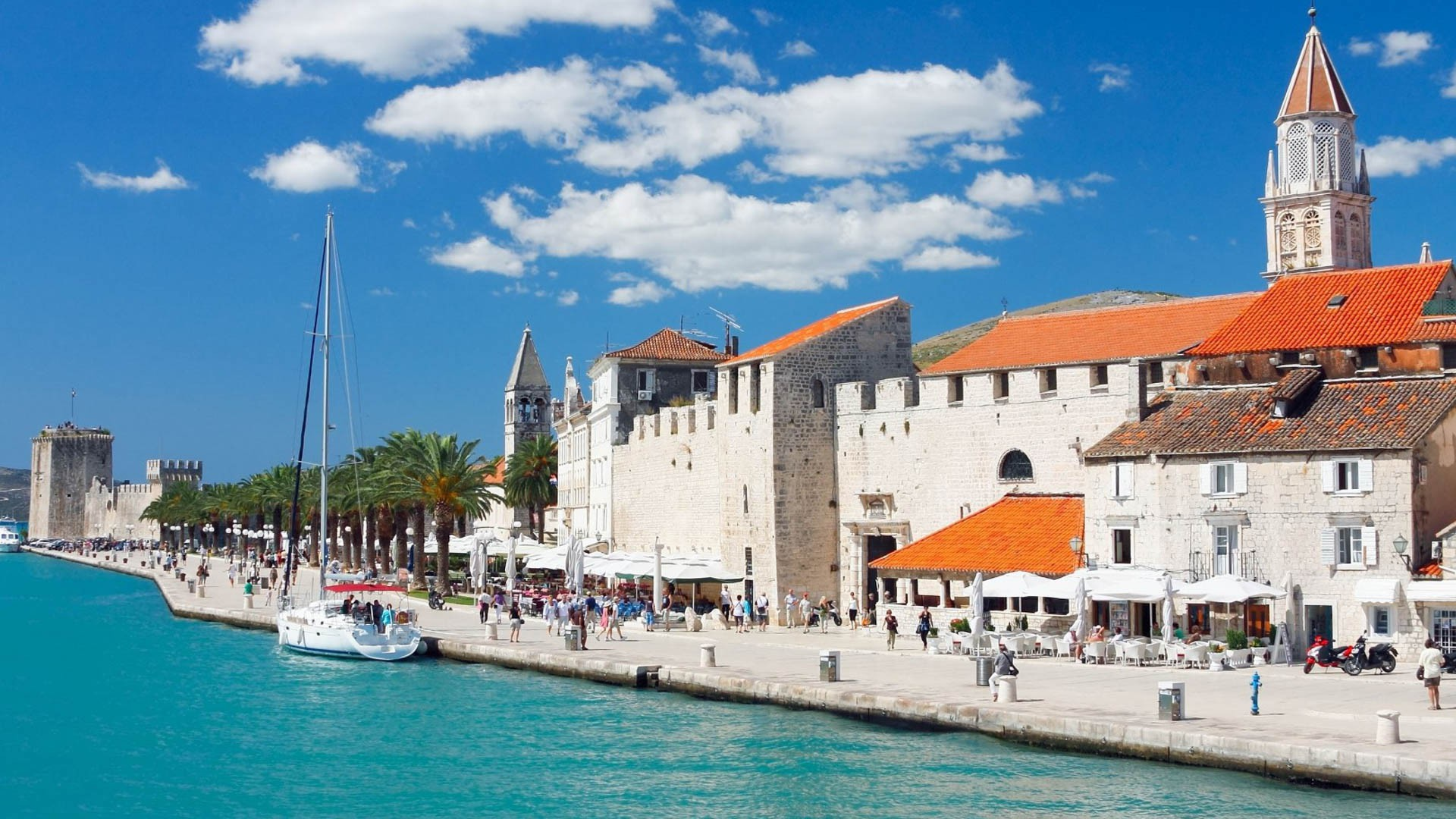 Trogir - Adriatic Sea | Croatia Cruise Croatia Cruise