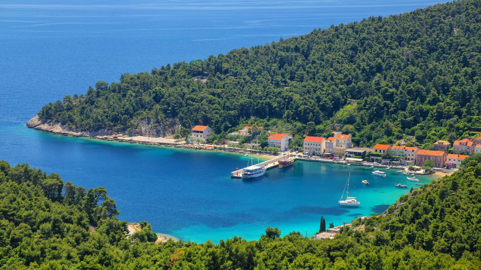Trstenik - Adriatic Sea | Croatia Cruise Croatia Cruise