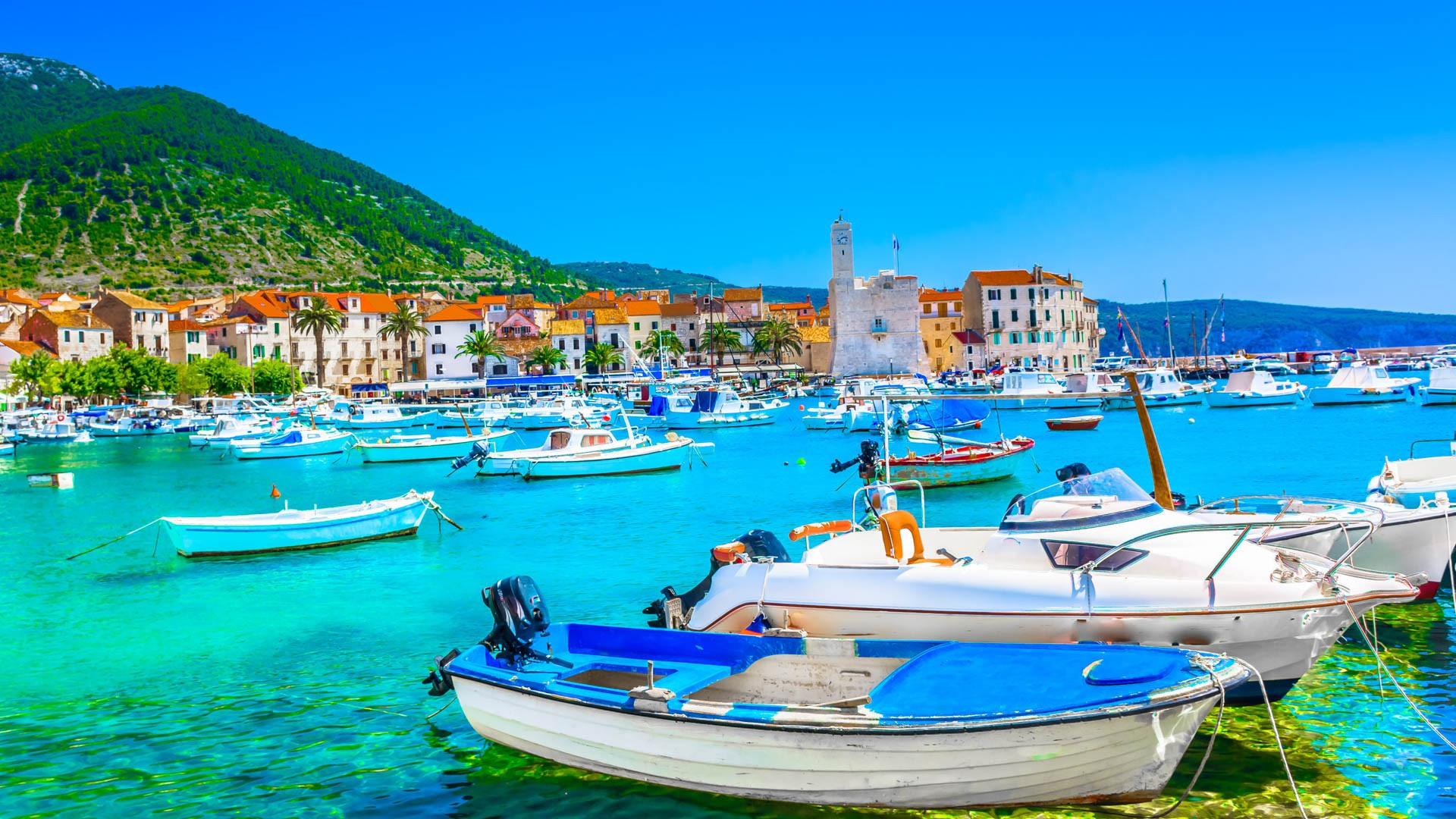 Vis - Adriatic Sea | Croatia Cruise Croatia Cruise