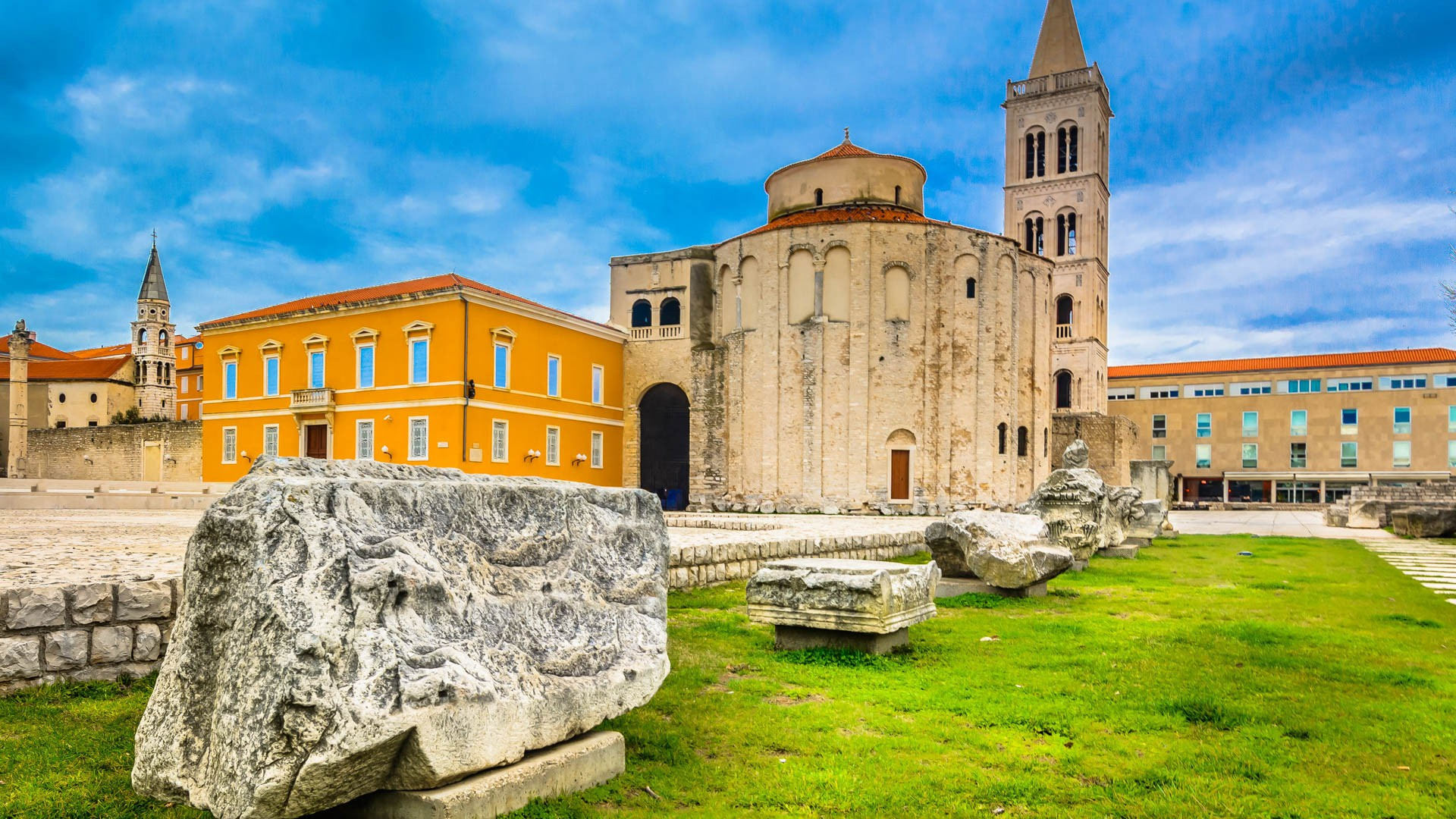 Zadar - Adriatic Sea | Croatia Cruise Croatia Cruise