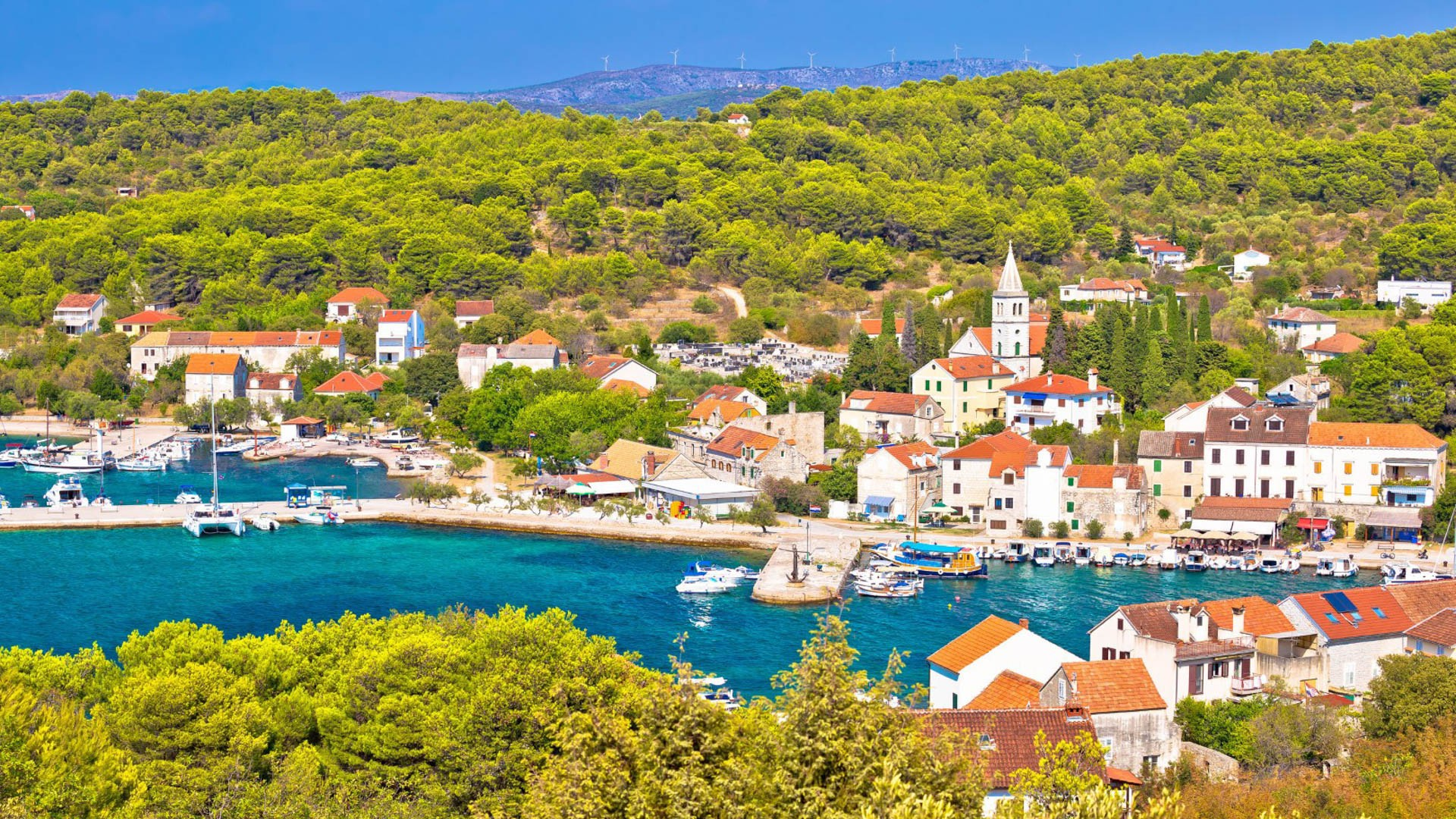 Zlarin - Adriatic Sea | Croatia Cruise Croatia Cruise