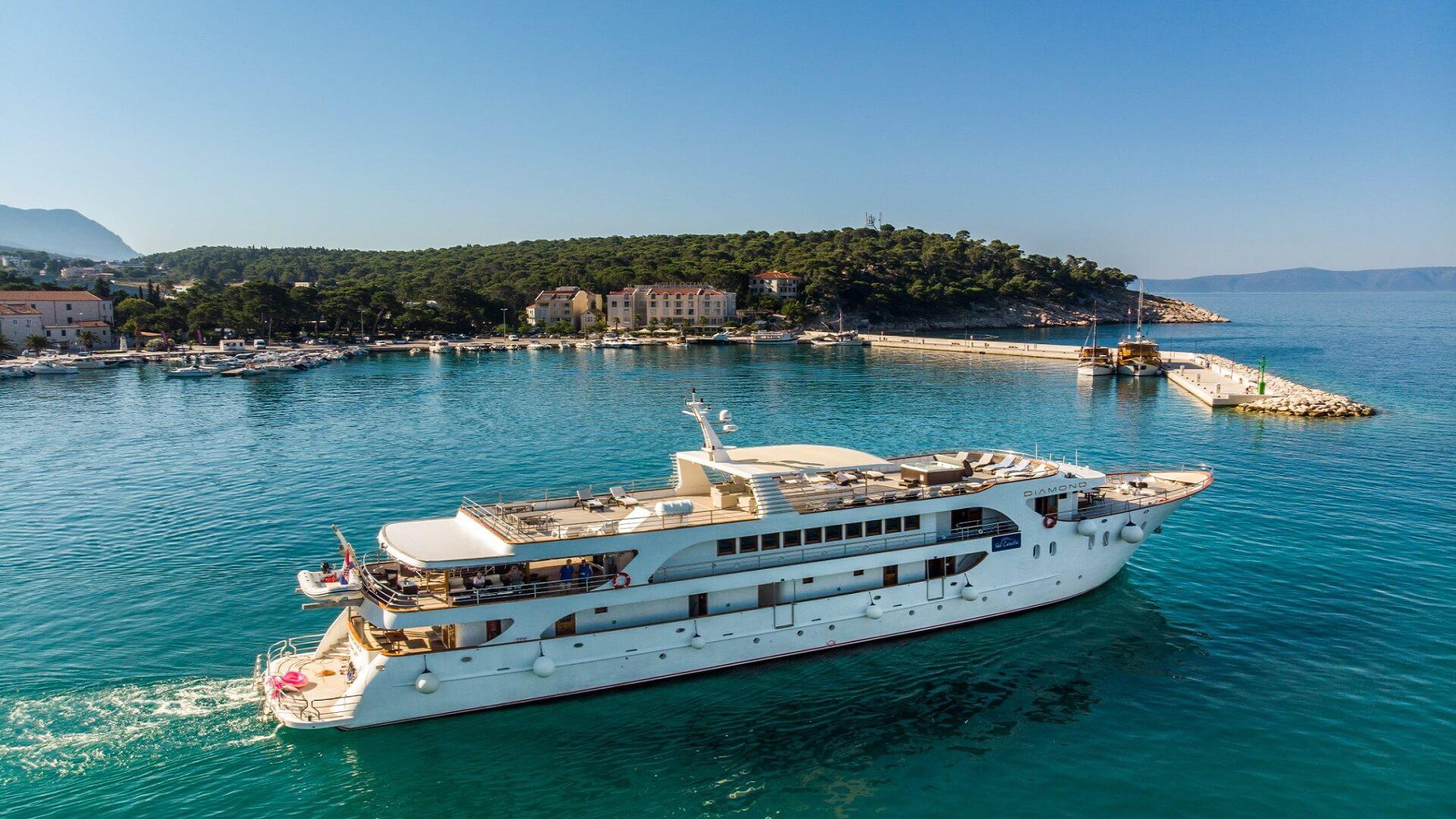 Diamond: Dubrovnik to Split Cruise | Croatia Cruise-95