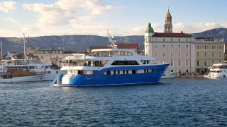 San Antonio: Dubrovnik to Split Cruise | Croatia Cruise-174