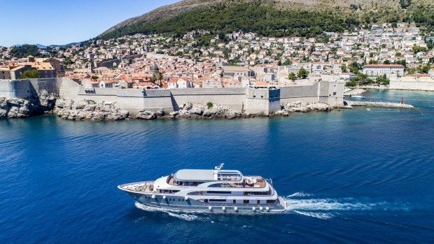 Agape Rose My Croatia Cruise