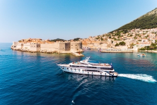 Desire: Split to Dubrovnik Cruise | Croatia Cruise-224