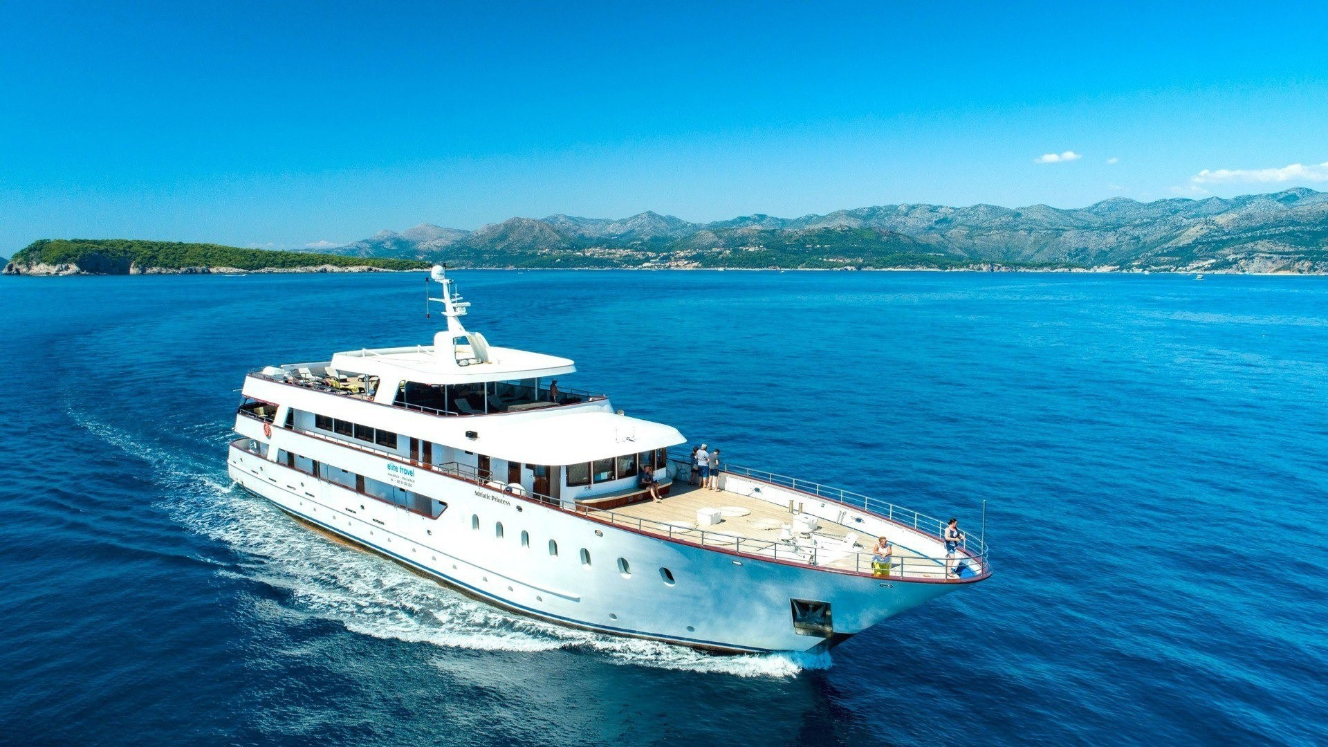 Adriatic Princess | Croatia Holidays Croatia Cruise