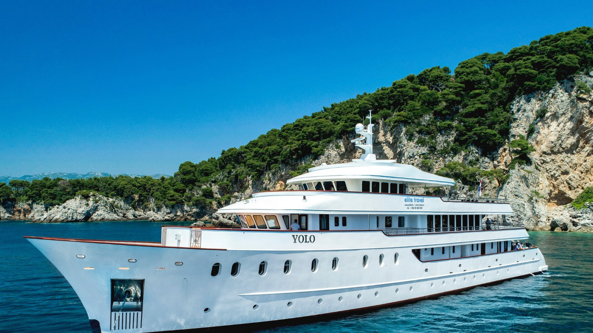 Yolo | Croatia Holidays Croatia Cruise