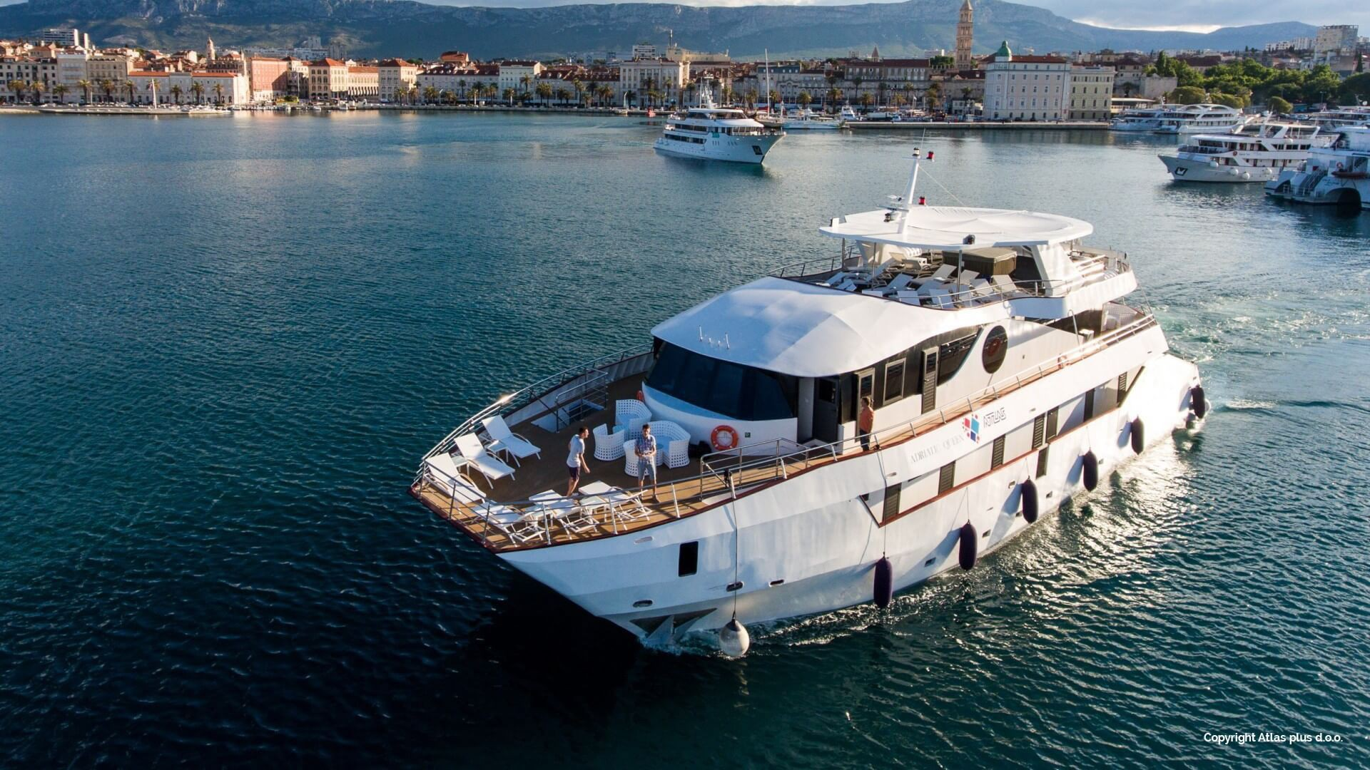 Adriatic Queen | Croatia Holidays Croatia Cruise