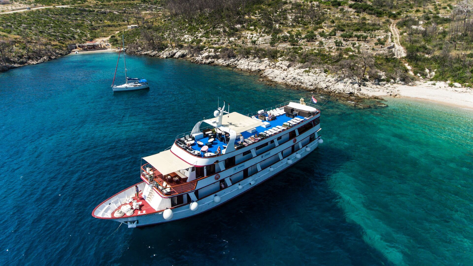 Princess Aloha | Croatia Holidays Croatia Cruise