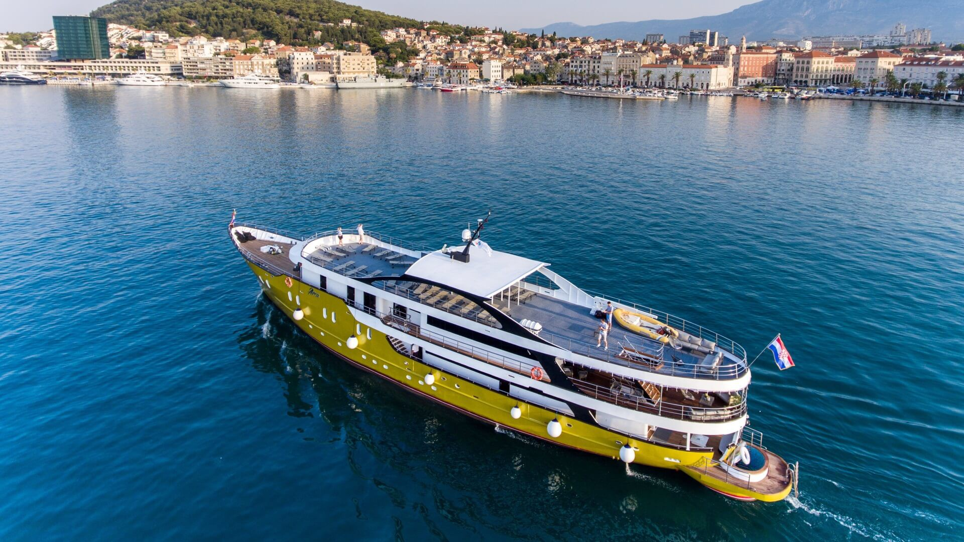 Arca | Croatia Holidays Croatia Cruise