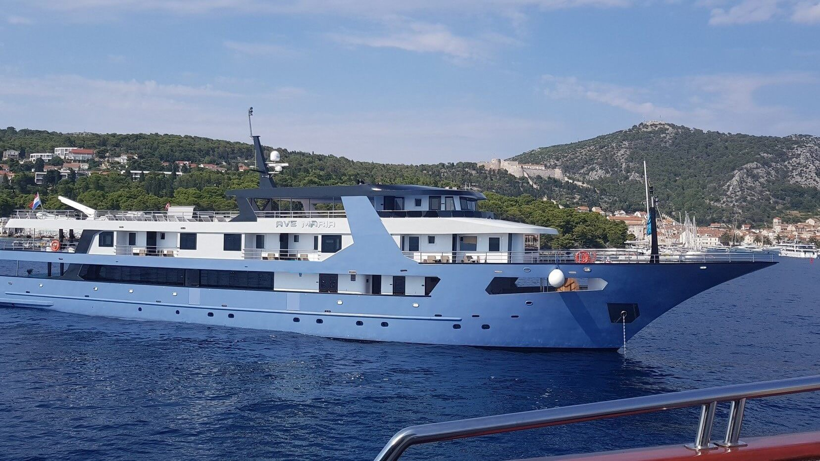 Ave Maria | Croatia Holidays Croatia Cruise