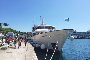 Fantazija My Croatia Cruise