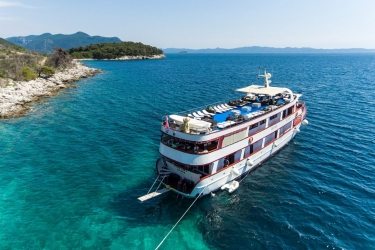 Princess Aloha My Croatia Cruise